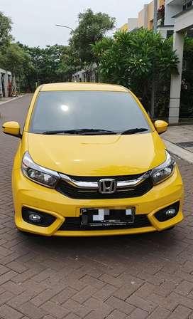 Honda Brio 1.2 E satya th 2019 Tukar Sirion,Agya,Jazz,Yaris,avansa