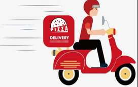 hiring for delivery boys