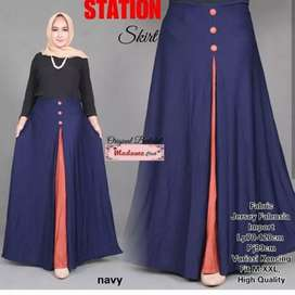 Station skirt solo