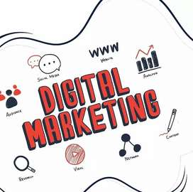 Online Digital Marketing Course for 8000 Rs Only.