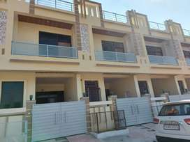 3 BHK JDA Approved Duplex Villa, 90% Loan