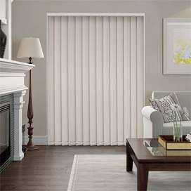 Window Blinds for Home and Office Decoration
