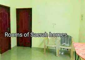 Daily rent PG Hostel with food at Rs 400 per day by Saerah Homes