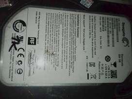 Hdd PC 500gb seagate Sentinel 100 persen!!!