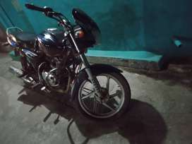 Discover 175 2006 model bike RC insurance book confirm