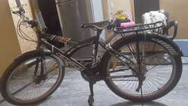 Mountain KING BIKE with disc brake &6 gear
