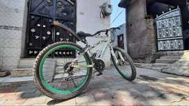 My cycle name Firefox with gair