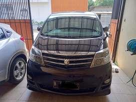 Toyota Alphard 2007 type V