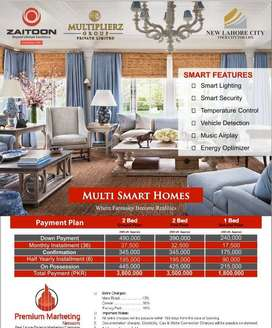 Multi smart homes . New lahore city