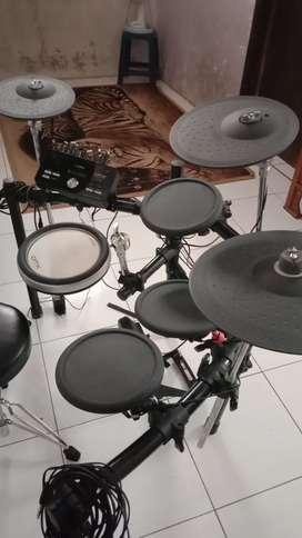 Drum elektrik Yamaha dtx 522k