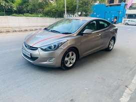 Hyundai Elantra 1.6 SX Optional Automatic, 2013, Diesel