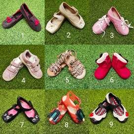 Sepatu Balita Perempuan