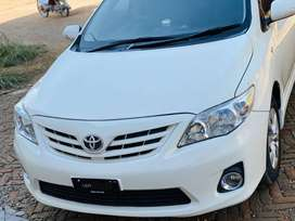 Toyota corolla gli 2012 on installment by (Alvinaz Financing)