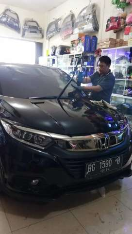 Kaca film ice cool . Alex variasi mobil