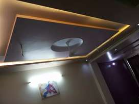 Fully furnished office main Ajmer road near element mall