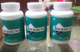Hermuno Obat Parasit Dan Atasi Bau Mulut