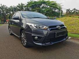 Toyota Yaris 'S New Model Automatic # Istana Motor Karawaci Tangerang