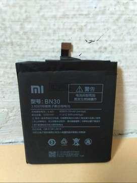 Baterai Xiaomi Redmi 4a BN30
