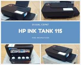 DIJUAL CEPAT PRINTER HP 115 INK TANK