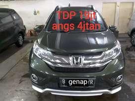 Honda BR-V E Prrstige 2017 Matic Paket DP Murah Angs Ringan