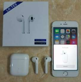 Lk-te9 Airpods Master Copy With Popup