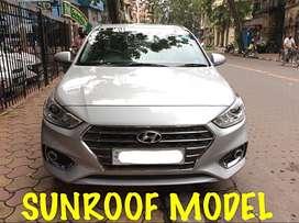 Hyundai Verna Fluidic 1.6 CRDi SX Opt, 2018, Diesel