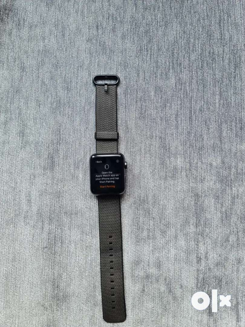 Apple watche series 2 with 2 genuine straps 0