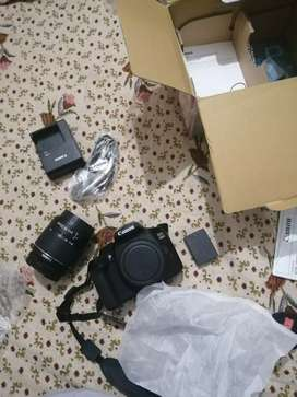Canon 1300D with 18-55mm Lens for Sale with Full Box