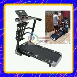Alat fitnes surabaya treadmill elektrik BEST GENOVA JM5