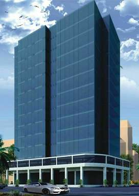 Only limited offices 100 Merging facility construction already started