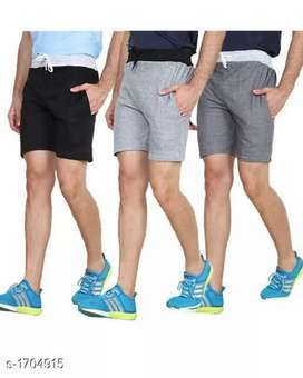 Men Shorts (3 Pack) Discount Price  549 Rupees