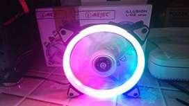 FAN CASE PC MEJEC RGB 12cm