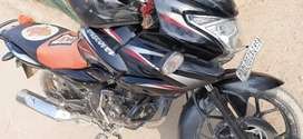 Bajaj Discover 150f, 60kmpl well maintained.