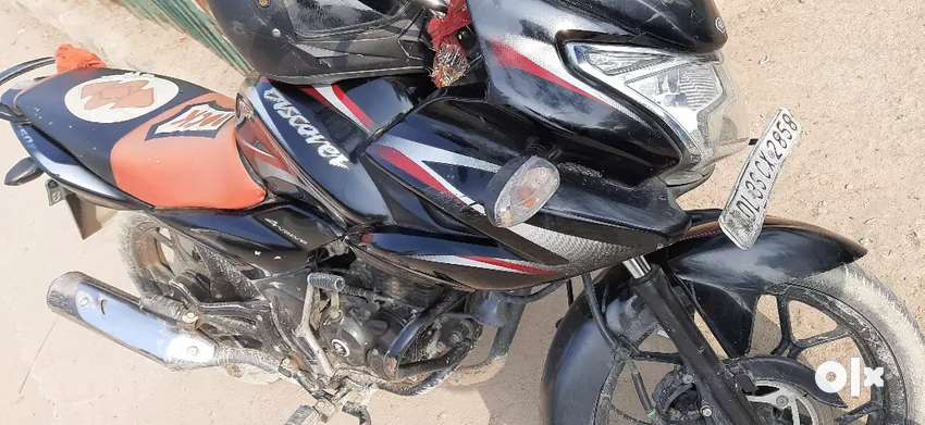 Bajaj Discover 150f, 60kmpl well maintained. 0