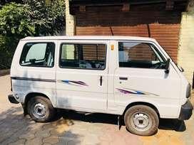 8 seater Maruti omni van brand new condition