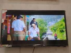 55 inch latest sony    smart full hd slim led tv with 1 year warranty