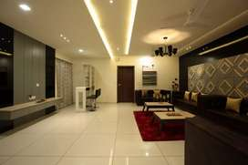 7 BHK Fully Furnished luxurious Bungalow For Rent In Alkapuri Road.
