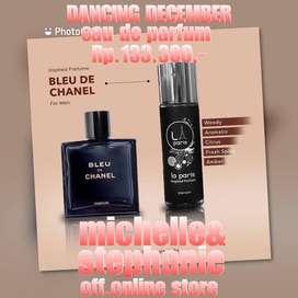 M&S EAU DE PARFUMparfumoriginal_jkt19 - 2020 La paris bleu de chanel