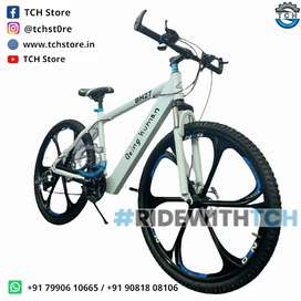 TCH BRAND NEW BH27 NONFOLDABLE BICYCLE : HYBRID BICYCLE