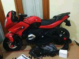 Motor Mainan Pakai Aki / Motor Mainan Ninja Merk PMB M688 Original