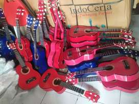 Gitar kentrung banyak