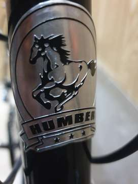 Humber Racer..Imported bicycle