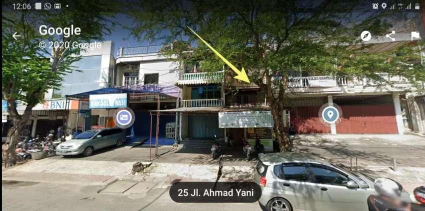 Dijual ruko di A. Yani karang jati dekat BNI 0