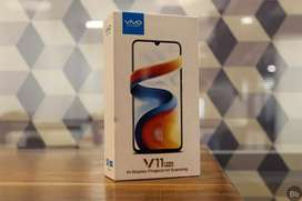 Sealed Pack Vivo V11 Pro 6gb 64gb Starry Night back with Bill.