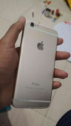 Iphone 6 64 GB (Gold colour)