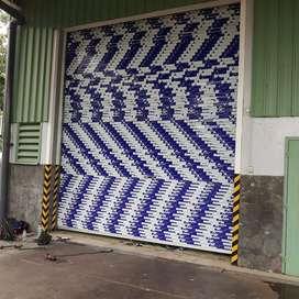 Perbaikan pintu rolling door murah jakarta timur