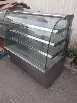 Arjunt sell sweets&A/c cake display cauntar