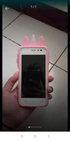 Smartfren Andromax A16C3H free casing unicorn 3D