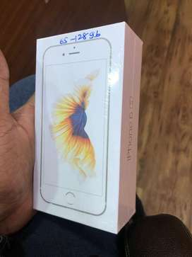New - iPhone 6s - 64 GB -seal pack - with warranty