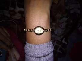Women hand watch(Romex Brand)